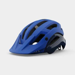 Cykelhjälm Giro Manifest Spherical MIPS Matte Blue/Midnight, Large (59 - 63 cm)