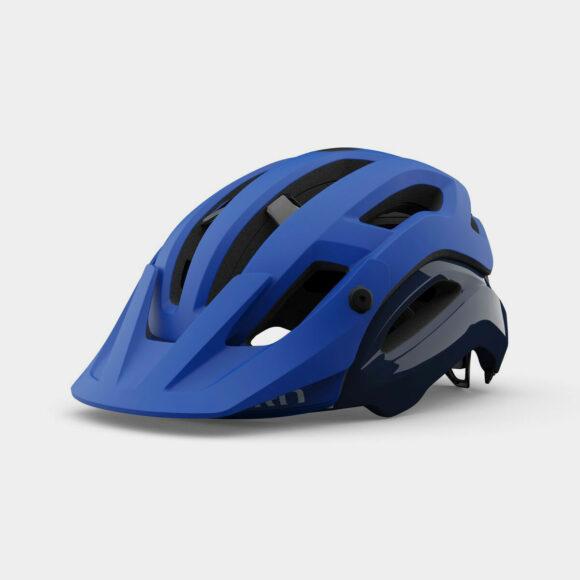 Cykelhjälm Giro Manifest Spherical MIPS Matte Blue/Midnight, Medium (55 - 59 cm)