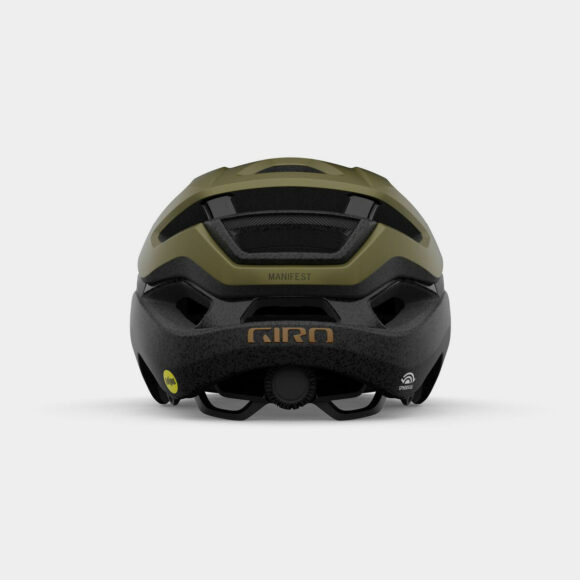 Cykelhjälm Giro Manifest Spherical MIPS Matte Olive, Large (59 - 63 cm)