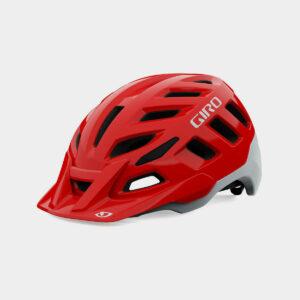 Cykelhjälm Giro Radix MIPS Trim Red, Large (59 - 63 cm)