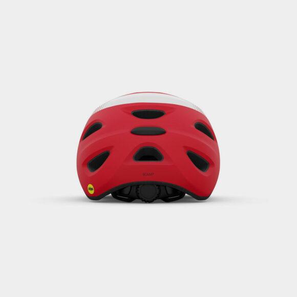Cykelhjälm Giro Scamp MIPS Matte Bright Red, X-Small (45 - 49 cm)