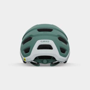 Cykelhjälm Giro Source MIPS W Matte Grey/Green, Medium (55 - 59 cm)