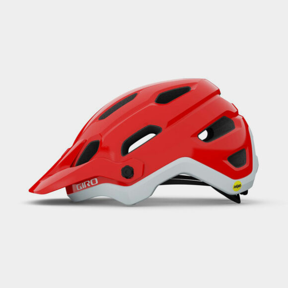 Cykelhjälm Giro Source MIPS Trim Red, Medium (55 - 59 cm)