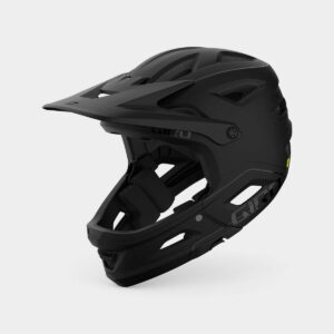 Cykelhjälm Giro Sutton MIPS Matte Black, Large (59 - 63 cm)