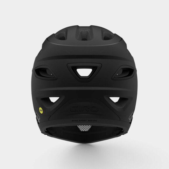 Cykelhjälm Giro Switchblade MIPS Matte/Gloss Black, Small (51 - 55 cm)