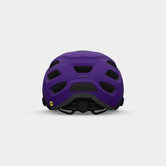 Cykelhjälm Giro Tremor MIPS Matte Purple, Universal Youth (50 - 57 cm)