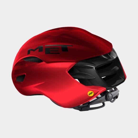 Cykelhjälm MET Manta MIPS Red Metallic/Glossy, Large (58 - 61 cm)