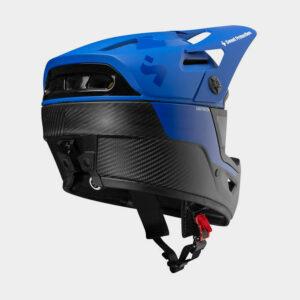 Cykelhjälm Sweet Protection Arbitrator MIPS Race Blue/Natural Carbon, Small/Medium (53 - 56 cm)
