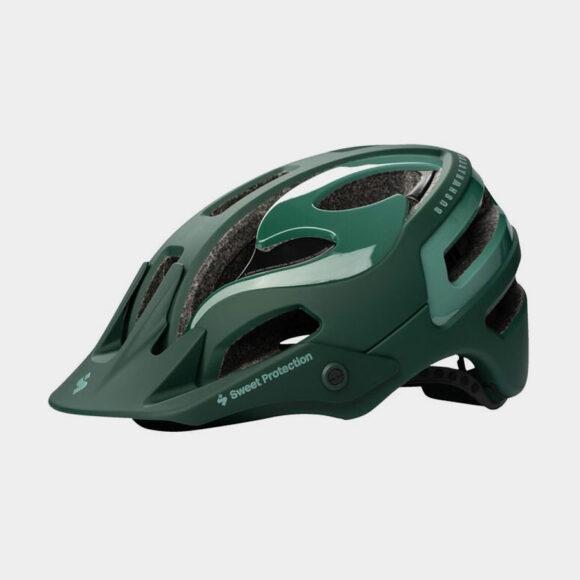 Cykelhjälm Sweet Protection Bushwhacker II MIPS Matte Forest Green, Small/Medium (53 - 56 cm)