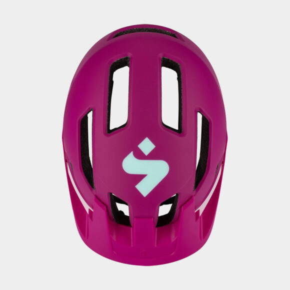 Cykelhjälm Sweet Protection Dissenter Junior Matte Opal Purple, Small/Medium (53 - 56 cm)