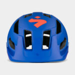 Cykelhjälm Sweet Protection Dissenter Junior Matte Race Blue/Cody Orange, Small/Medium (53 - 56 cm)