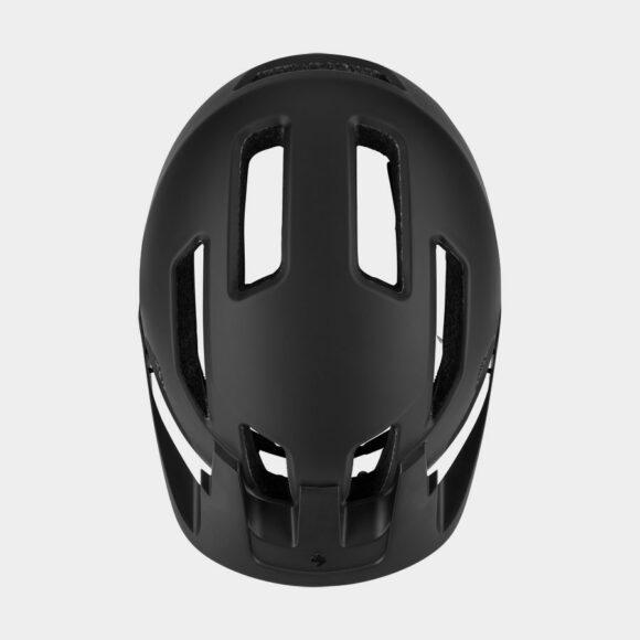 Cykelhjälm Sweet Protection Dissenter Matte Black, Large/X-Large (59 - 61 cm)