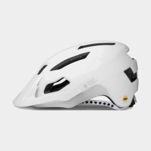 Cykelhjälm Sweet Protection Dissenter MIPS Matte White, Medium/Large (56 - 59 cm)