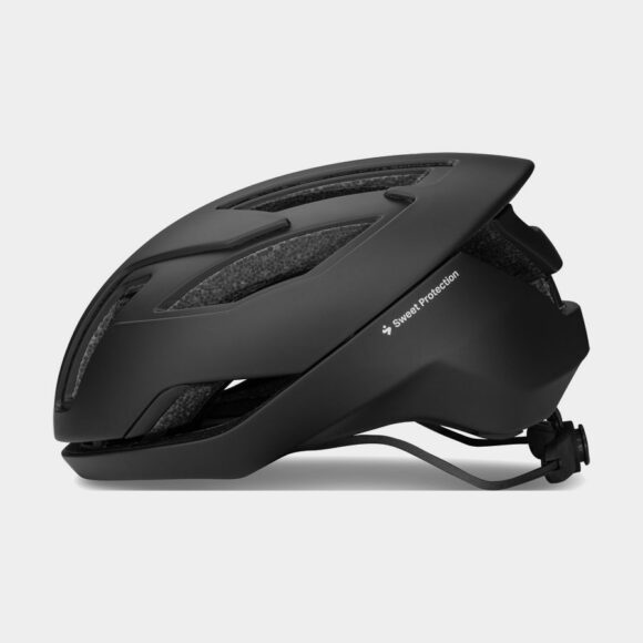 Cykelhjälm Sweet Protection Falconer II Matte Black, Large (57 - 60 cm)