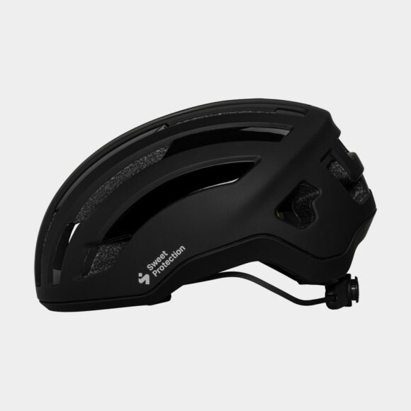 Cykelhjälm Sweet Protection Outrider Matte Black, Large (58 - 61 cm)