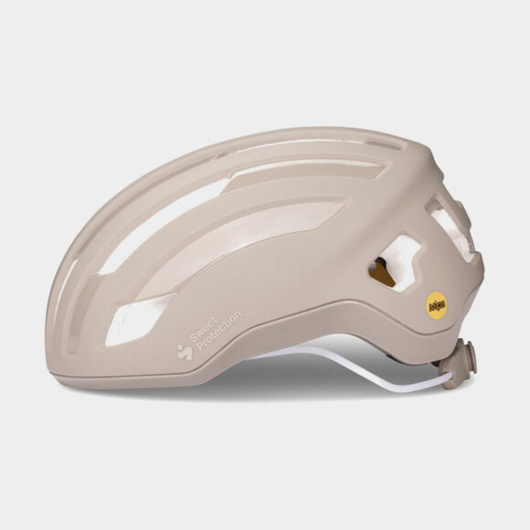 Cykelhjälm Sweet Protection Outrider MIPS Matte Off-White, Small (52 - 54 cm)