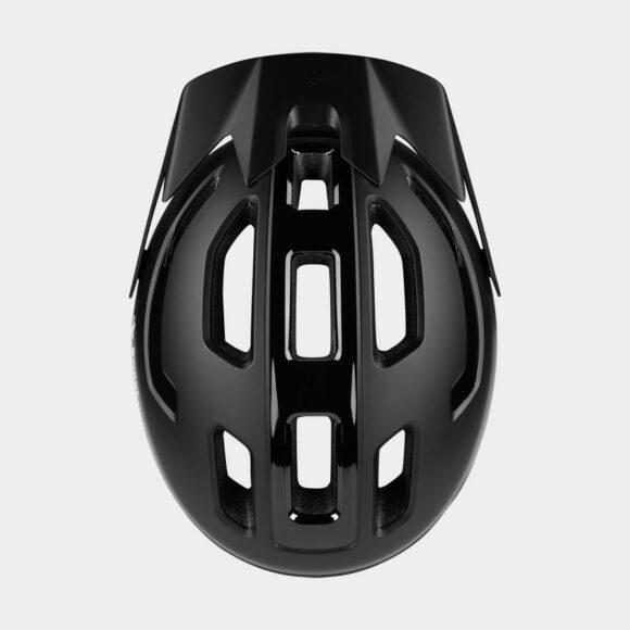 Cykelhjälm Sweet Protection Ripper JR Matte Black, One-Size (48 - 53 cm)