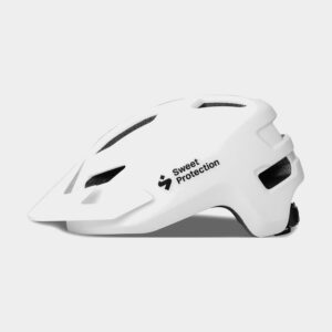 Cykelhjälm Sweet Protection Ripper JR Matte White, One-Size (48 - 53 cm)