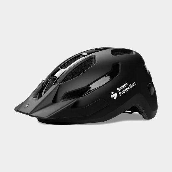 Cykelhjälm Sweet Protection Ripper Matte Black, One-Size (53 - 61 cm)