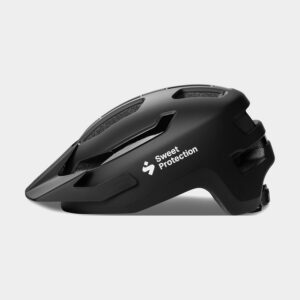 Cykelhjälm Sweet Protection Ripper Matte Black, One-Size (53 - 61 cm)