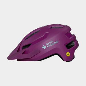 Cykelhjälm Sweet Protection Ripper MIPS JR Matte Opal Purple, One-Size (48 - 53 cm)