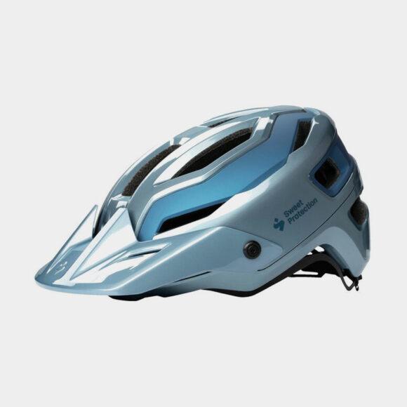 Cykelhjälm Sweet Protection Trailblazer Matte Slate Blue Metallic, Medium/Large (56 - 59 cm)