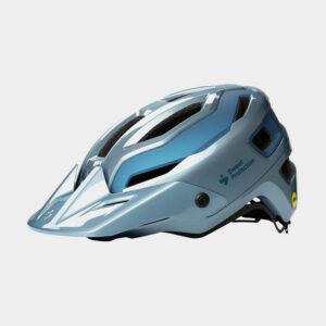 Cykelhjälm Sweet Protection Trailblazer MIPS Matte Slate Blue Metallic, Small/Medium (53 - 56 cm)