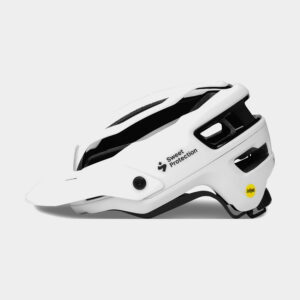 Cykelhjälm Sweet Protection Trailblazer MIPS Matte White, Small/Medium (53 - 56 cm)