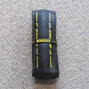 Däck Pirelli P ZERO Race TLR Colour Edition TechWALL+ SmartEVO Yellow 26-622 (700 x 26C / 28 x 1.00) vikbart