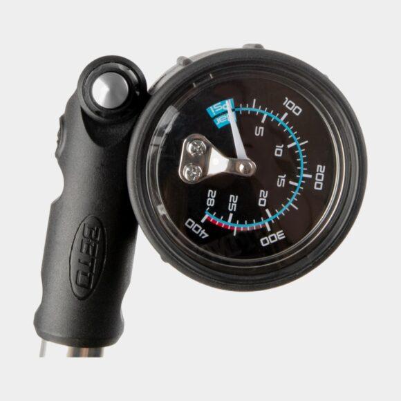 Dämparpump BETO, med analog tryckmätare (manometer)
