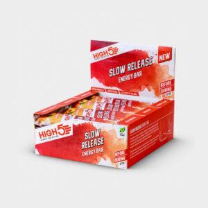 Energibar High5 Slow Release Bar Apricot, 62 gram