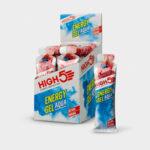 Energigel High5 Energy Gel Aqua Berry, 66 gram