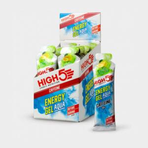 Energigel High5 Energy Gel Aqua Caffeine Citrus, 66 gram