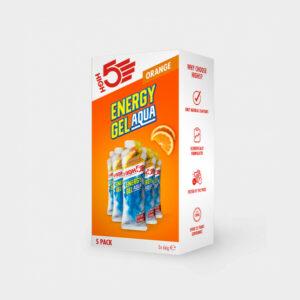 Energigel High5 Energy Gel Aqua Orange, 66 gram
