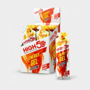 Energigel High5 Energy Gel Caffeine Orange, 40 gram