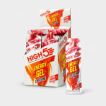Energigel High5 Energy Gel Caffeine Raspberry, 40 gram