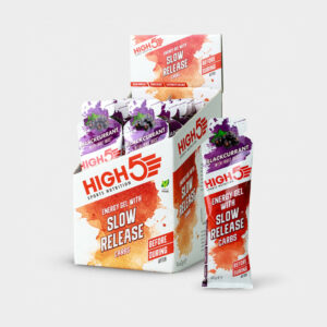 Energigel High5 Slow Release Gel Blackcurrant, 62 gram