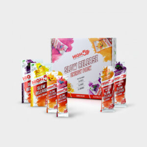 Energipaket High5 Slow Release Energy Pack Mixed