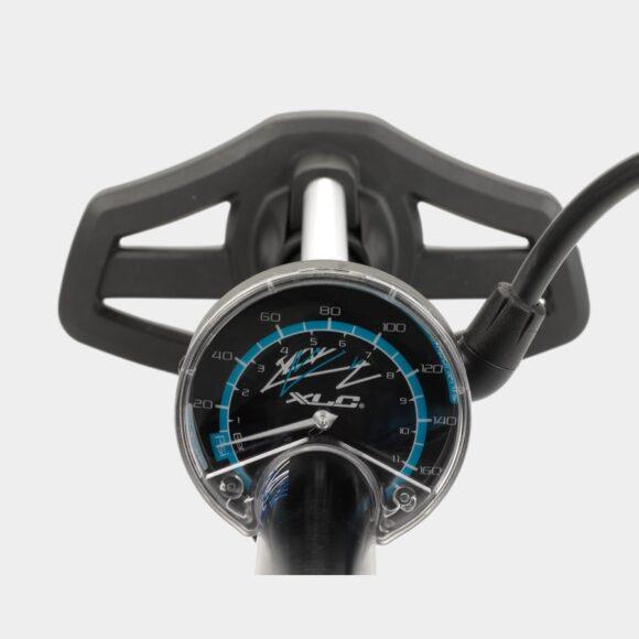 Pumppaket STANDARD Tubeless för MTB, fotpump + minipump + dämparpump + däcktrycksmätare + booster
