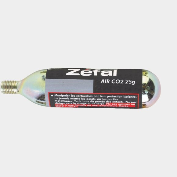 Kolsyrepatron Zefal CO2, 25 gram