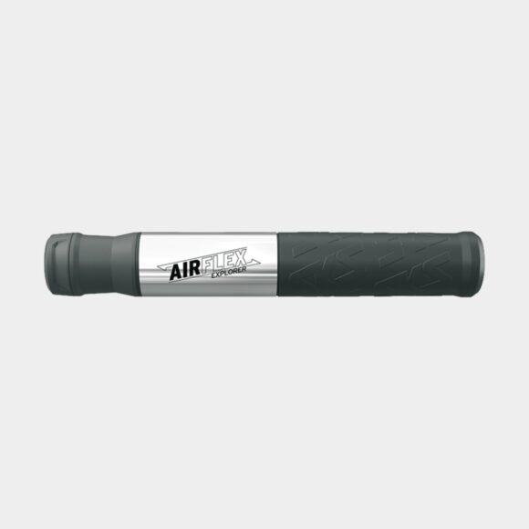 Minipump SKS Airflex Explorer, med extern slang + flaskhållarfäste