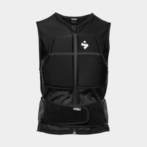 Överkroppsskydd Sweet Protection Enduro Race Vest Black, Large