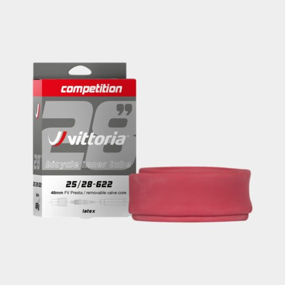 Slang Vittoria Competition Latex RVC 25/28-622 racerventil 48 mm