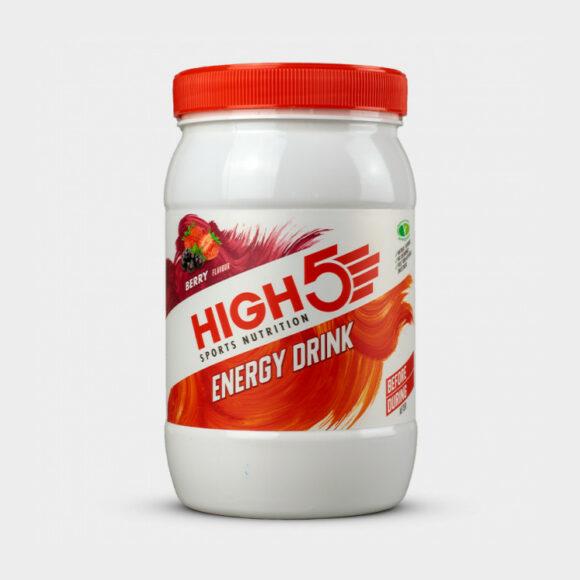 Sportdryck High5 Energy Drink Berry, 1 kg