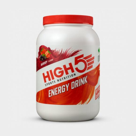 Sportdryck High5 Energy Drink Berry, 2.2 kg