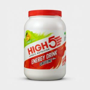 Sportdryck High5 Energy Drink Caffeine Citrus, 2,2 kg