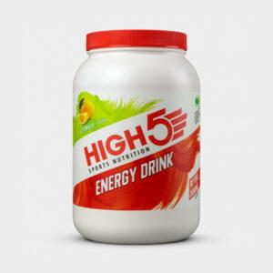 Sportdryck High5 Energy Drink Orange, 2.2 kg