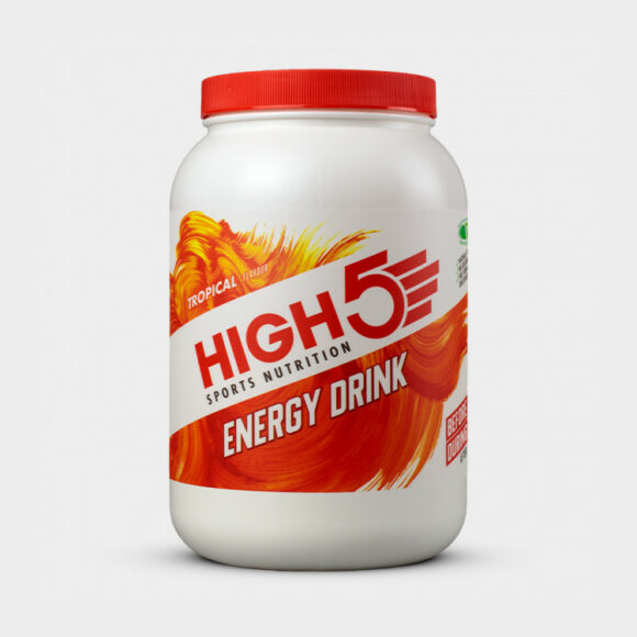 Sportdryck High5 Energy Drink Tropical, 2.2 kg