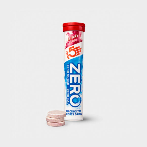 Sportdryck High5 Zero Berry, 20 tabletter