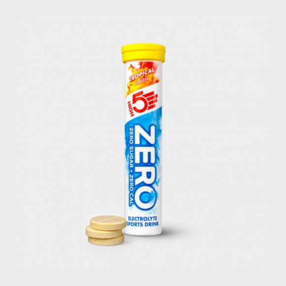 Sportdryck High5 Zero Tropical, 20 tabletter